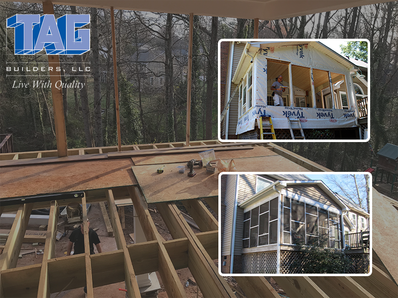 home-extension-sunroom-construction-work